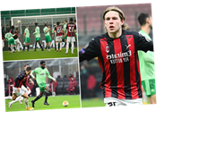 AC Milan 4 Celtic 2: Italian giants recover from two goals down to defeat Neil Lennon's men in San Siro