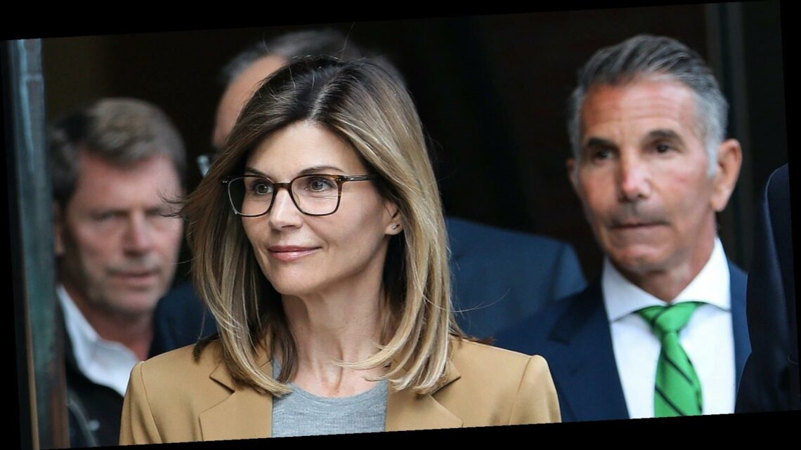 Lori Loughlin Released From Prison After Two Months