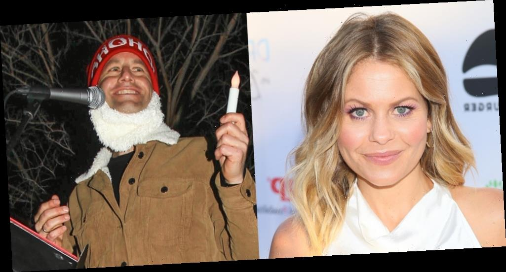 Candace Cameron Bure Reacts to Brother Kirk Cameron Participating in Caroling Protests