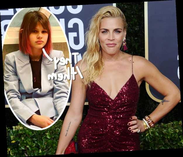 Busy Philipps Reveals 12-Year-Old Birdie Came Out As Gay – And Prefers To Use They/Them Pronouns!