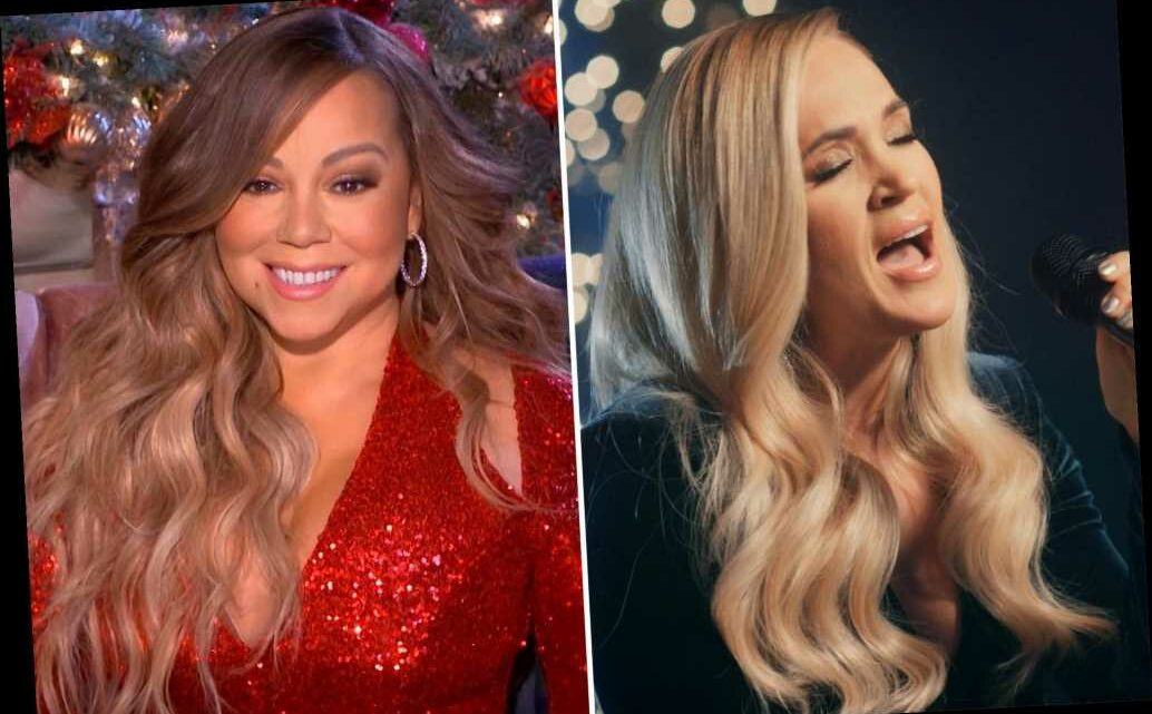 Mariah Carey, Carrie Underwood get into holiday spirit with $250K in jewels