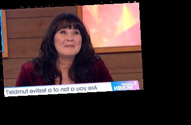 Coleen Nolan shocks Loose Women as she reveals she's got a secret boyfriend and it's 'going lovely'