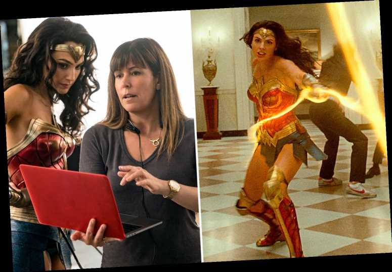 Wonder Woman 1984 has great CGI fight scenes and Gal Gadot is heroic – but the film lacks a real plot