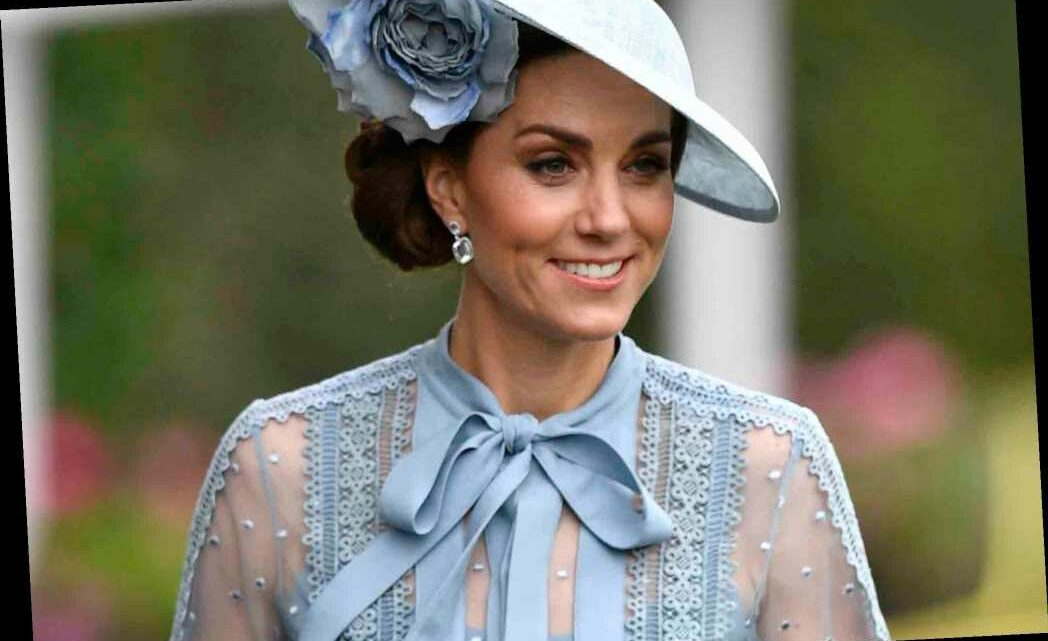 How Kate Middleton makes sure she never has bra and knicker lines on show by using shapewear and sewn-in bras
