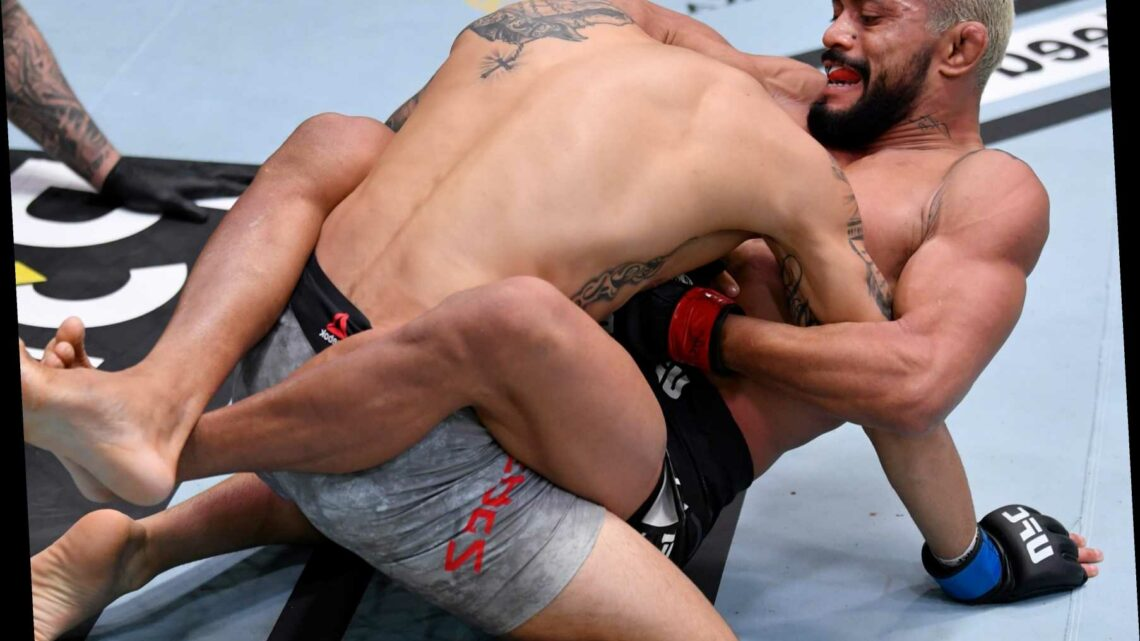 UFC 255 live stream FREE: Watch Figueiredo vs Moreno plus Tony Ferguson in action without paying a penny