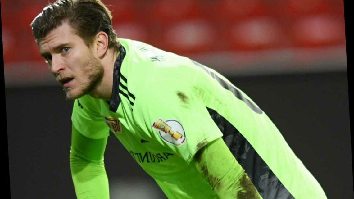 Loris Karius could be sent back to Liverpool in January as Union Berlin consider cancelling loan after ONE appearance