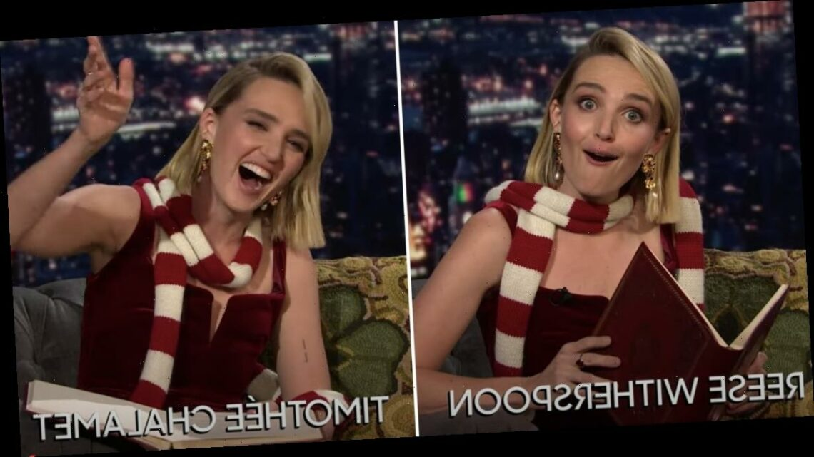 Chloe Fineman Impersonated Celebs While Reading a Christmas Story, and 'Twas Perfect