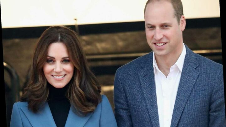 "Prince William and Kate Middleton Photographed Breaking ""Group of Six"" Lockdown Rules"