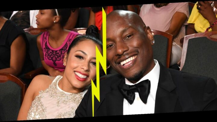 Tyrese Gibson & Wife Samantha Split After Nearly Four Years of Marriage