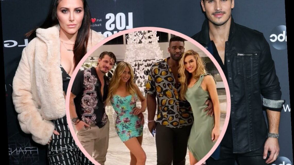 DWTS' Gleb Savchenko Is Dating Cassie Scerbo Following Chrishell Stause Romance Rumors & His Ongoing Divorce!