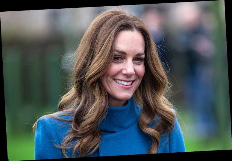 How Kate Middleton Gave a Stylish Nod to Scotland During First Stop on Royal Train Tour
