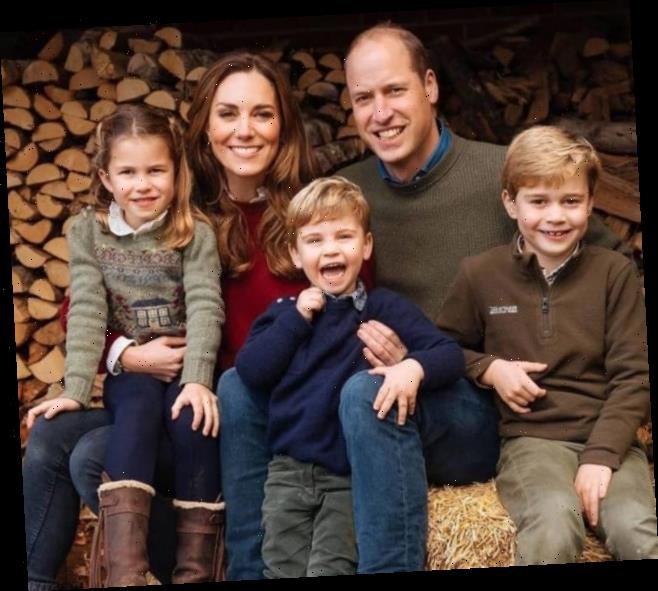 Prince William and Kate Middleton Unveil Christmas Card; How Will Meghan Markle Respond?