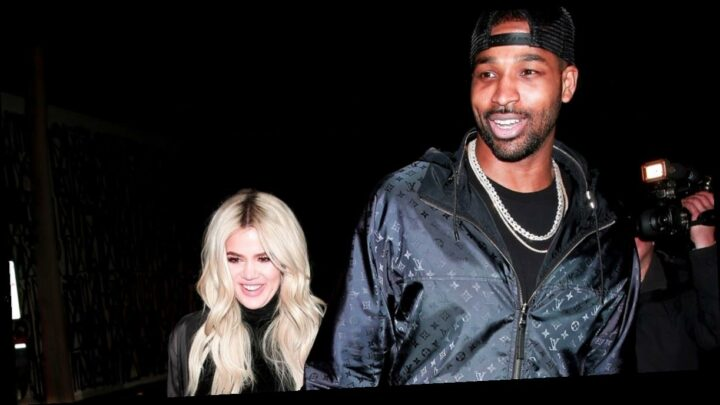 Khloe Kardashian Photographed with Ring on That Finger, Sparks Tristan Thompson Engagement Rumors
