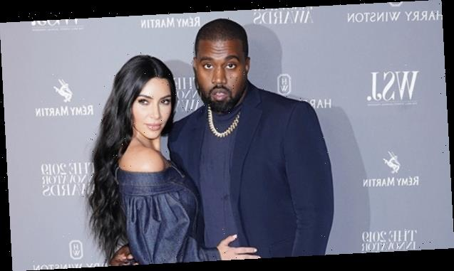 Why Kim Kardashian Won't File For Divorce From Kanye West As They Live 'Separate Lives'