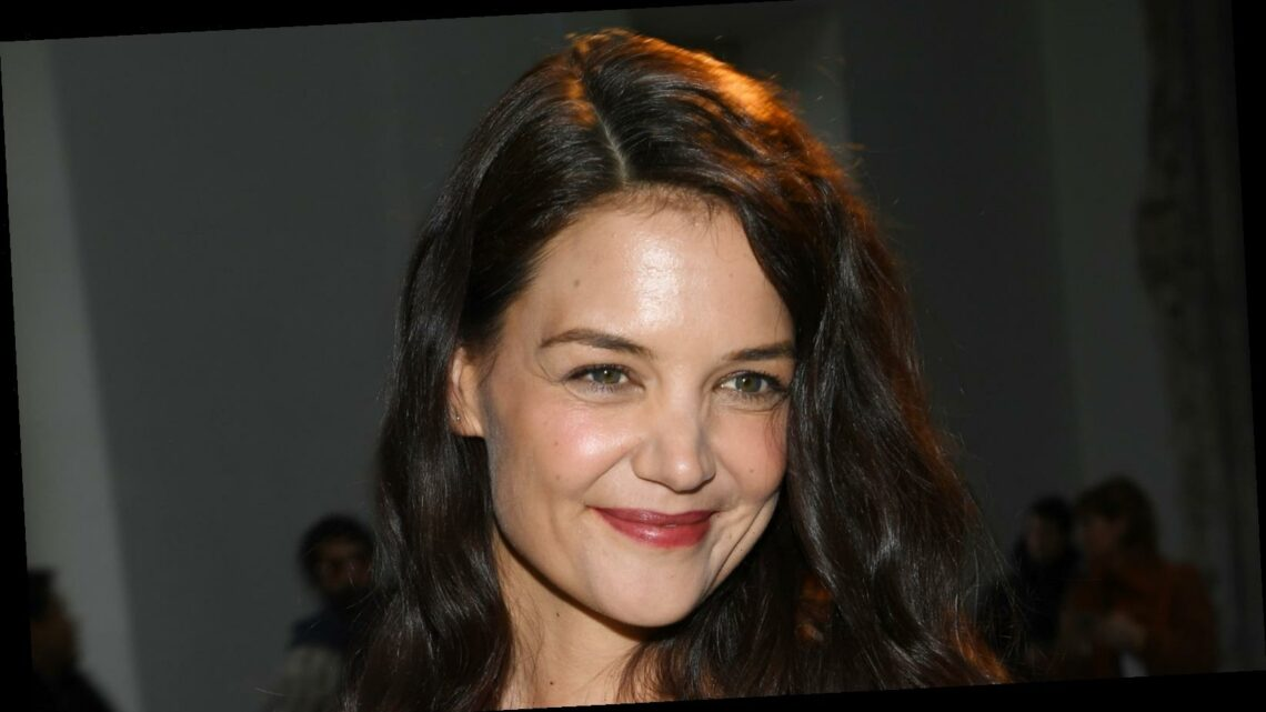 The Truth About Katie Holmes And Emilio Vitolo Jr.