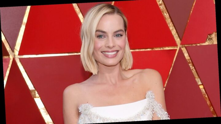 Margot Robbie's Natural Hair Color Isn't What You Think