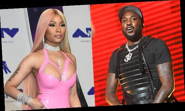 Meek Mill Faces Backlash For Mentioning Nicki Minaj & Newborn Baby In Clubhouse Rant: He's 'Obsessed'