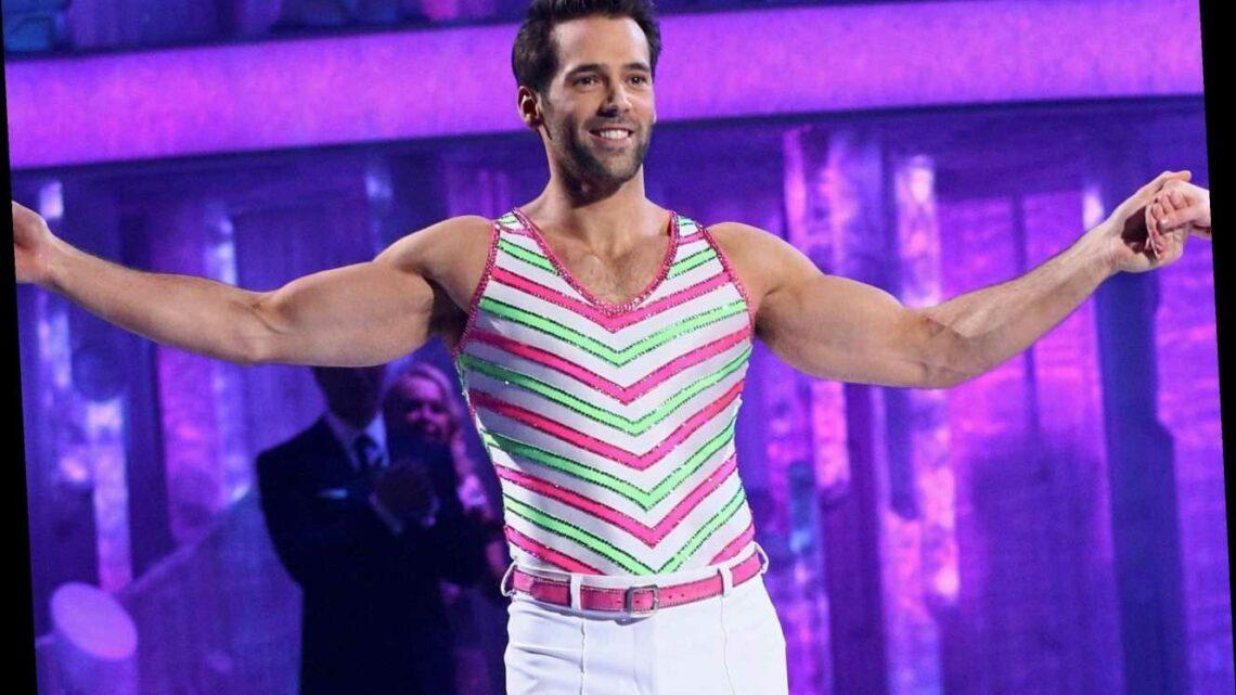 Who is Sylvain Longchambon? Dancing on Ice 2019 pro married to Samia Ghadie