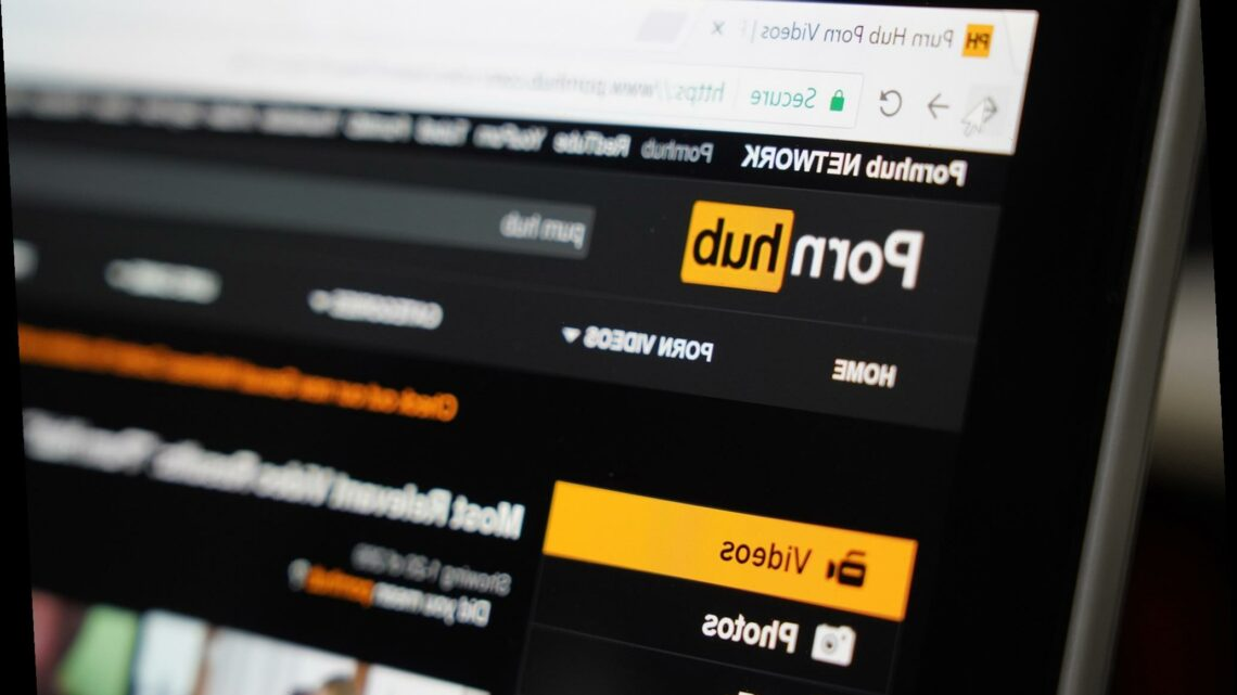 Pornhub owner sued by women claiming it made millions off sex-trafficking scheme