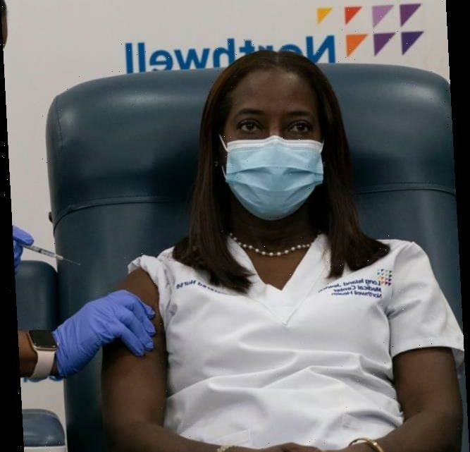 COVID Vaccine: It's Here! Meet the First U.S. Patient to Receive It!