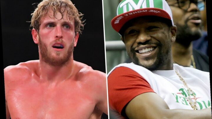 Floyd Mayweather sees Logan Paul fight as easy pay-day after generously giving away so much cash, says protege Theophane