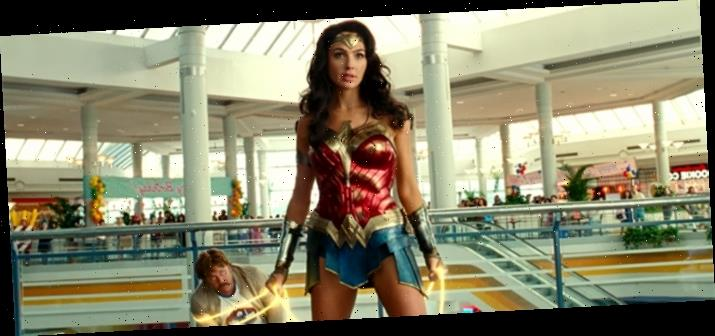 'Wonder Woman 1984' Clips Take the Action to a Shopping Mall and the White House