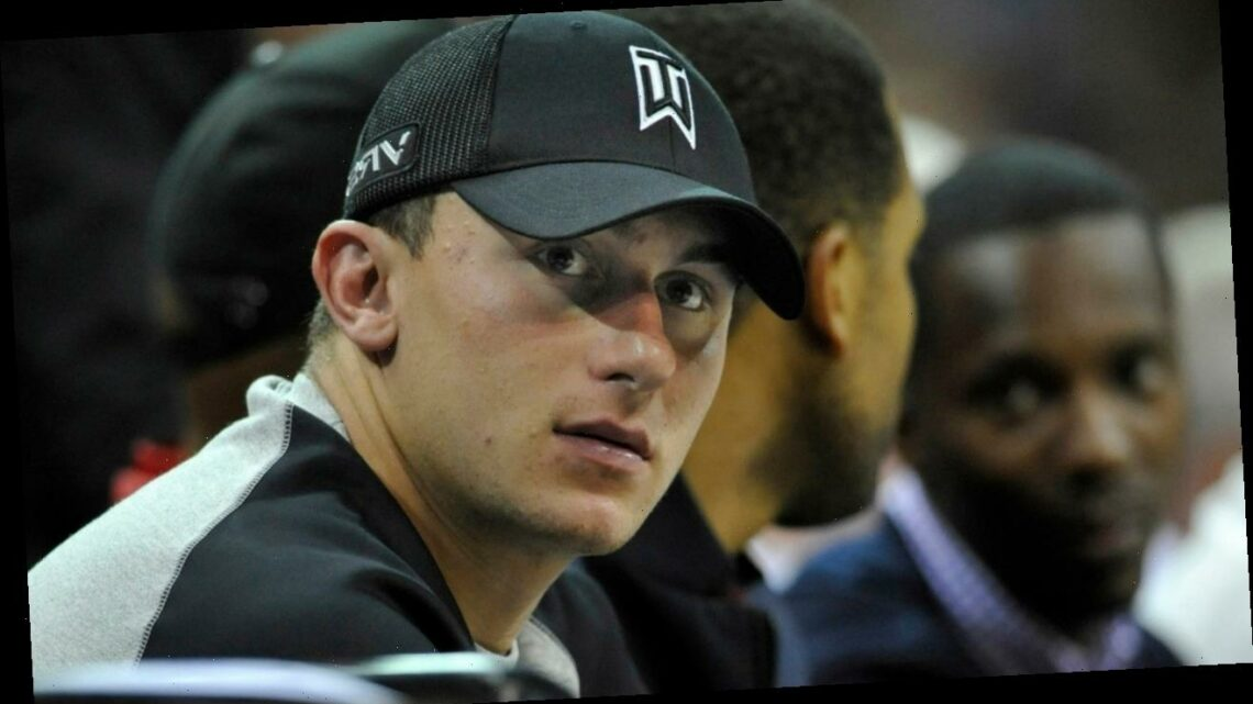 Johnny Manziel is making a return to football