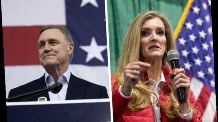 "Senators Kelly Loeffler and David Perdue ""adamantly oppose"" renaming of Atlanta Braves"