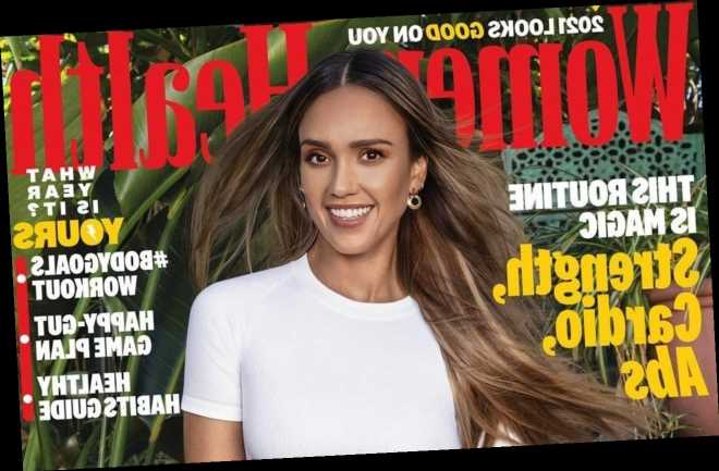 Jessica Alba Learns to Town Down Brutal Fitness Regime Due to Gym Shutdown Amid Pandemic