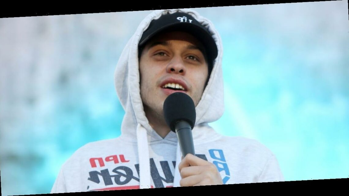 Pete Davidson says his stand-up performance during the pandemic 'felt like my first time on stage ever'