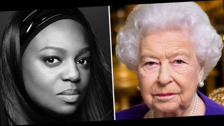 Queen Elizabeth II has named legendary makeup artist Pat McGrath a Dame of the British Empire