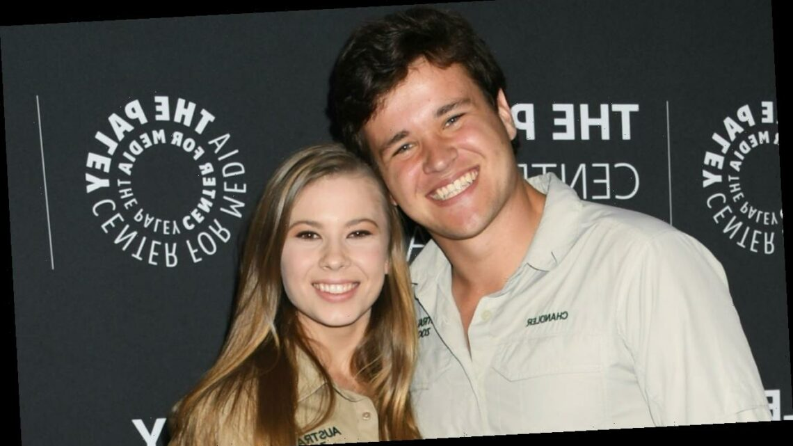 Pregnant Bindi Irwin Calls Daughter 'Light of Our Lives'