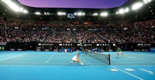 Australian Open Is Postponed Because of the Coronavirus Pandemic