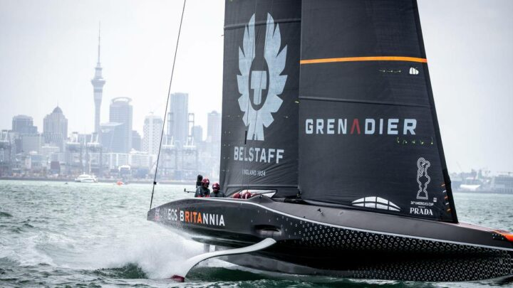 America's Cup 2021: Paul Lewis – It might as well be time for Ineos Team UK to load up their boat and head off to friendlier waters