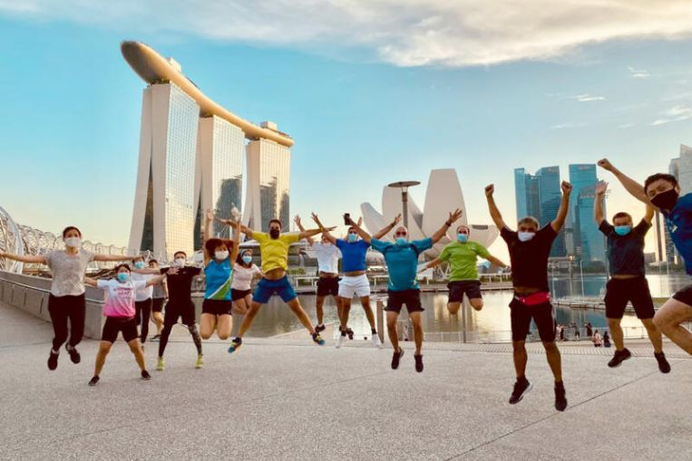 Walk, run or cycle the earth's circumference to raise $1 million for charity