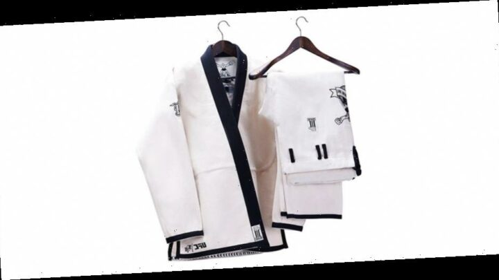 UFC and Lucky Gi Pay Homage to UFC 1 and BJJ With Limited-Edition Gi