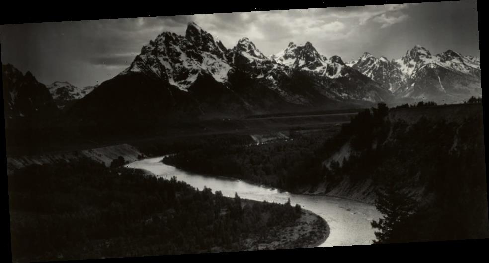 Ansel Adams Photograph Fetches Auction Record Price of $988,000 USD