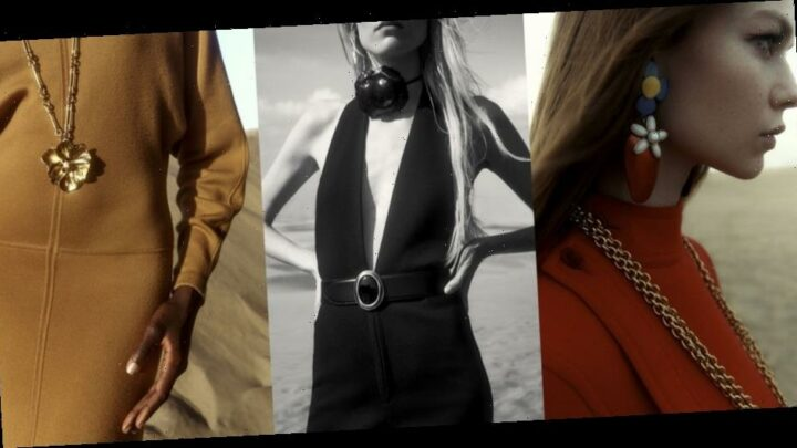 Saint Laurent SS21 Presents a Portrait of Elegant Escapism