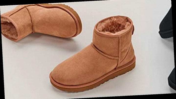 Amazon Holiday Deals: Save Up to 45% on UGG Boots, Slippers and More