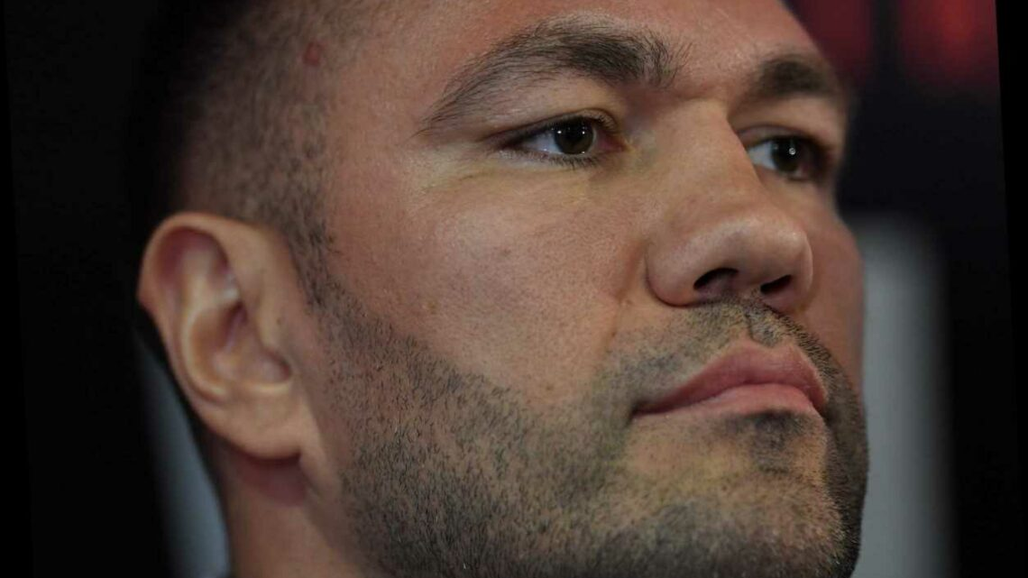 Anthony Joshua vs Kubrat Pulev: Bulgarian enters anti-coronavirus bubble after negative test result
