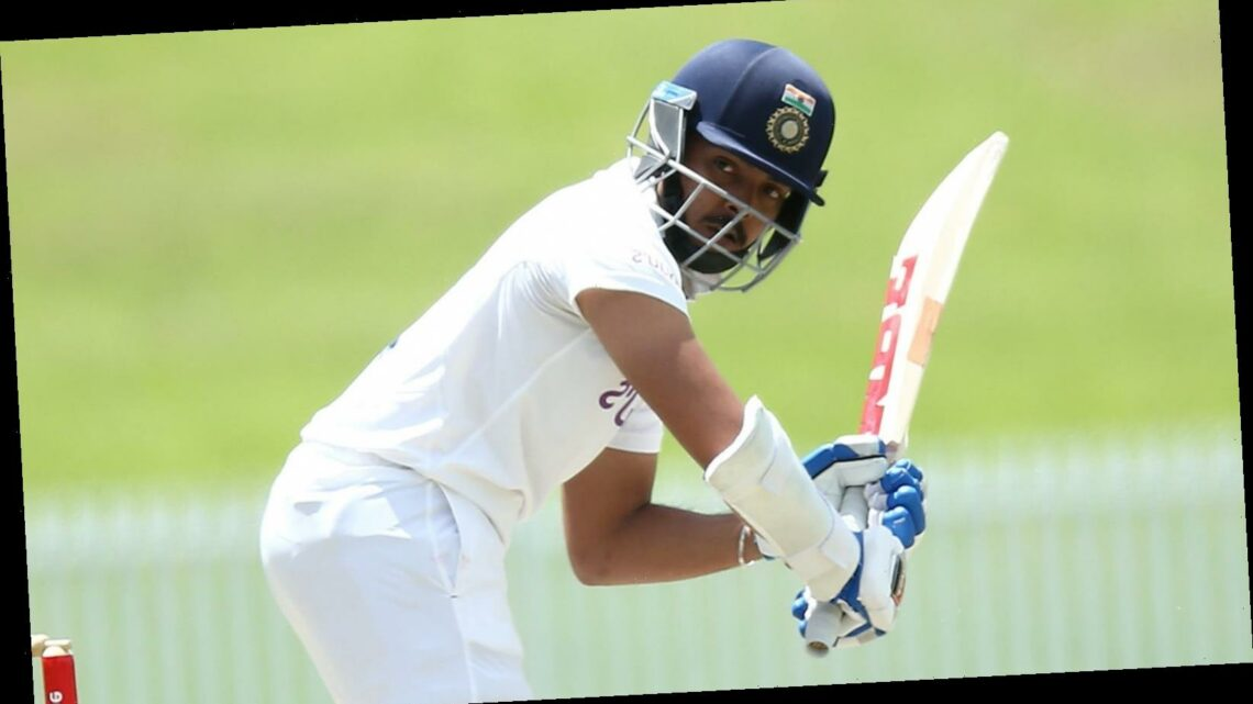 India name Prithvi Shaw and Wriddhiman Saha in XI for first Test in Australia