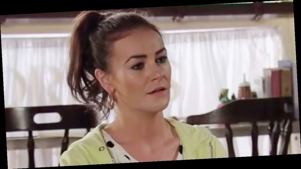 Corrie actress Kerri Quinn admits she is pro-life and says 'life is precious'