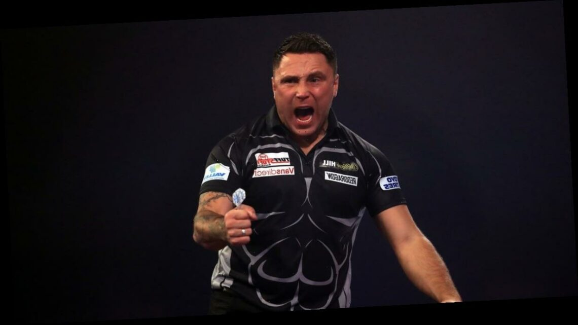 Gerwyn Price wins first World Darts Championship with 7-3 win over Gary Anderson