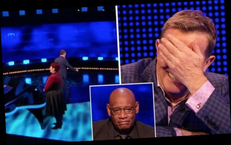 Bradley Walsh walks off The Chase after Shaun Wallace's 'ludicrous' mistake