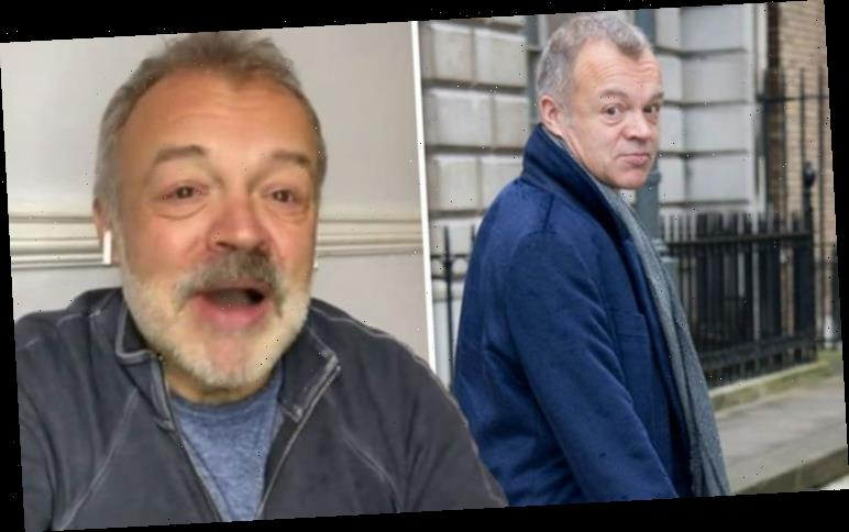 Graham Norton 'never allowed to touch a button' at BBC Radio 2 before quitting