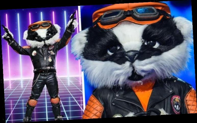 The Masked Singer: Badger's fate sealed as difficult clues lead him to victory
