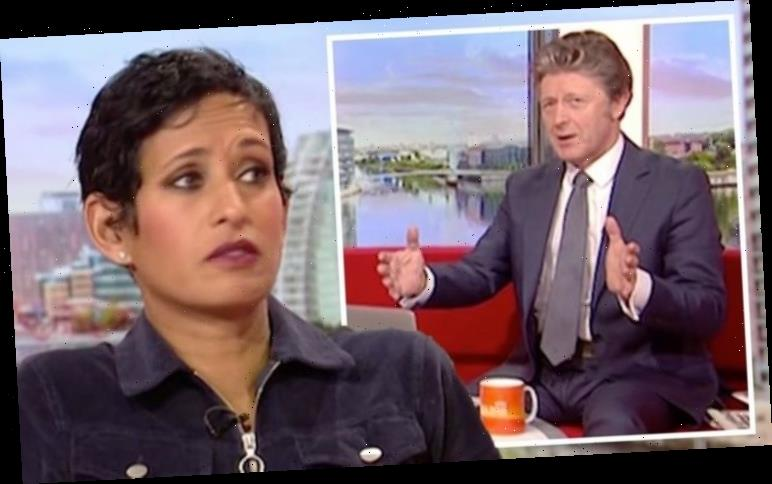 BBC Breakfast: Naga Munchetty says she was 'put in my place' after mocking Charlie Stayt