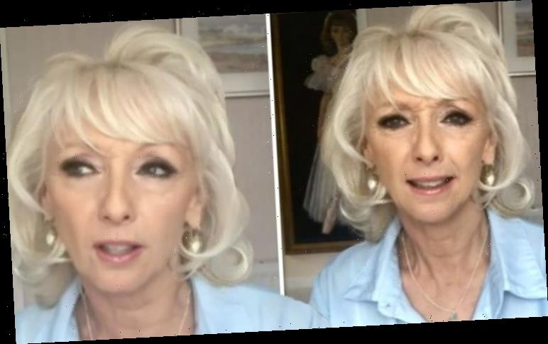 Debbie McGee's appearance on This Morning sends viewers into frenzy 'What is that?'