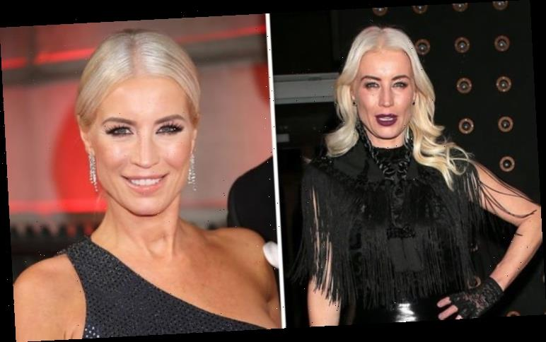 Denise Van Outen: Dancing On Ice star rushed to hospital following horror accident