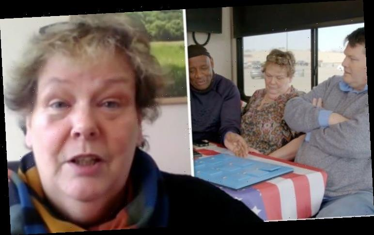Anne Hegerty admits The Chasers Road Trip pushed her to her limits 'I'm not doing it!'